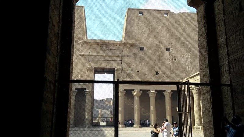 International Trip 2019 Egypt Edfu The Temple of Edfu