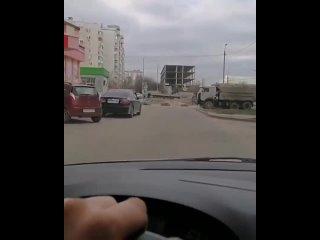 Краткая видео - инструкция от подписчика, как теперь передвигаться по району?!repost @ rayonvk....⠀#краснодар⠀#прикубанск