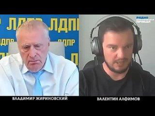 Жириновский заявил, что будет выдвигаться в президенты РФ до 90 лет.