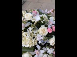 Максим Галкин - Цветы на день рождения Аллы (instagram @maxgalkinru, 2021)