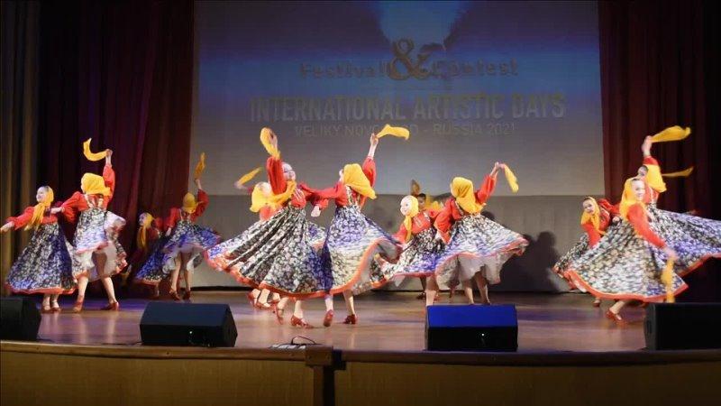 Festival Contest 2021 Потешная слобода ГРАН ПРИ