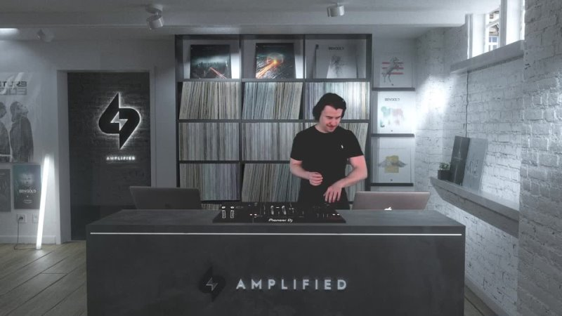 Ben Gold The Amplified Record Shop 028