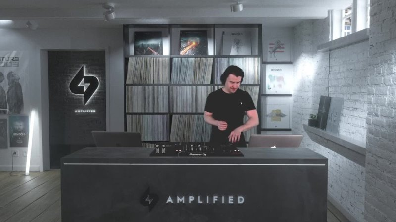 Ben Gold - The Amplified Record Shop 028