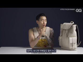 "[РУС САБ] Джей Пак ""My Essentials"" (GQ Korea)"