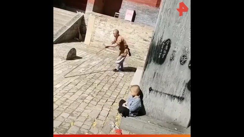 Боевому искусство бо дзюцу РЕНТВ