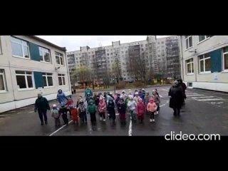 Воспитатели и дети детского сада № 117, группы «Нотки», «Дружный экипаж», «Совята», «Карамельки», «Светлячки