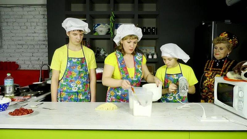 На телепередаче Уральская кухня 06 02 21