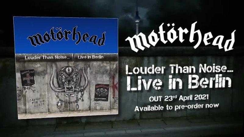 Motörhead Rock It Live in Berlin 2012