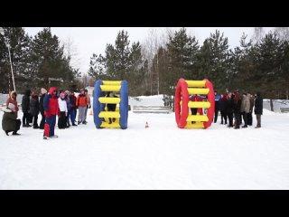 DEMIDOV NEWS: Зимний Лагерь 2017. День 2-3
