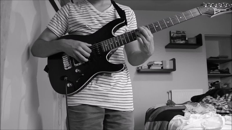 Petit Biscuit - Night Trouble (Guitar Cover)