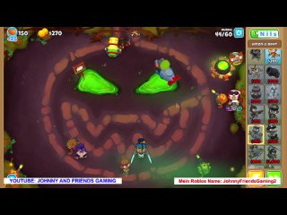 Jetzt live: Bloons TD6 + Roblox (Tower Defence) + Raft Chapter 2