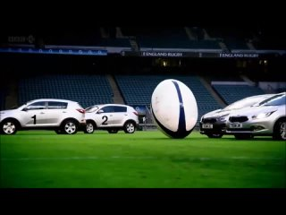 Top Gear. Rugby