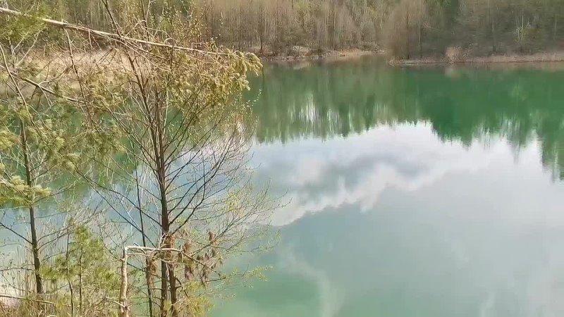 голубые озера под Любанью