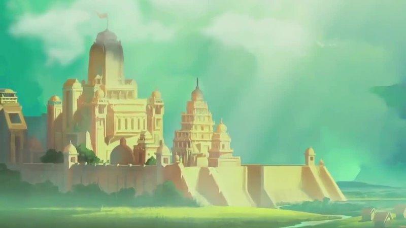 Легенда о Джаганнатхе анимация National Geographic