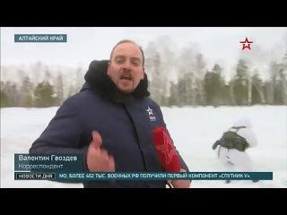 Как спрятать «Ярс» кадры учений РВСН в Алтайском крае