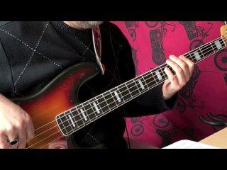 Al Jarreau - She's leaving home (!978) bass cover