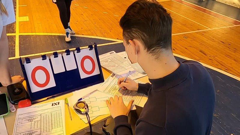 АССК Чемп Баскетбол 3x3