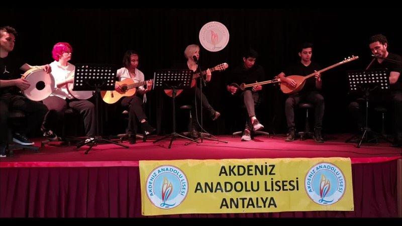 Akdeniz Anadolu Lisesi Yunus Emre Gel Gör Beni Aşk Neyledi