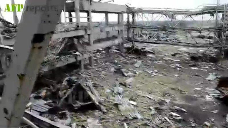 Бойцы ВСН в новом терминале Донецкого аэропорта Опубликовано 17 авг. 2015 г.