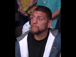 Ник Диаз и Джастин Гейджи на UFC 261