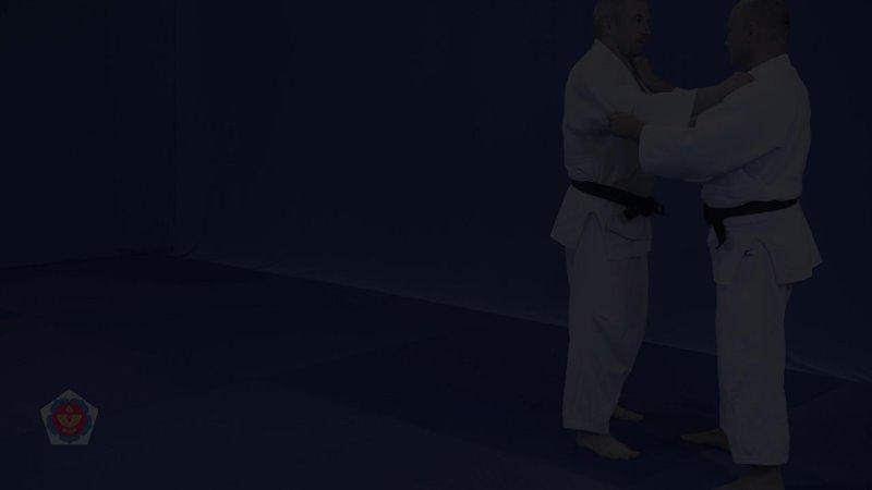 Utsuri goshi 1