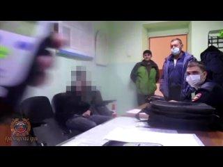 В г. Назарово инспекторы ДПС задержали 17-летнего водителя в состоянии опьянения.