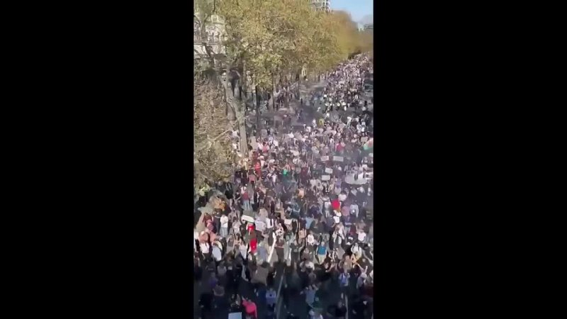MSM COMPLETELY IGNORE London March To Freedom _ Hugo Talks lockdown
