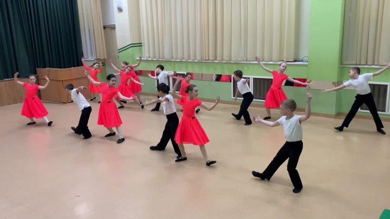 Номер Берлинская полька Студия танца Эдельвейс