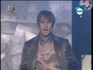 2001 KM MKMF Shinhwa - Wild Eyes + Hey! Come On