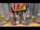 Valérie Lemineur_Test sur la qualité des eaux avec lélectrolise