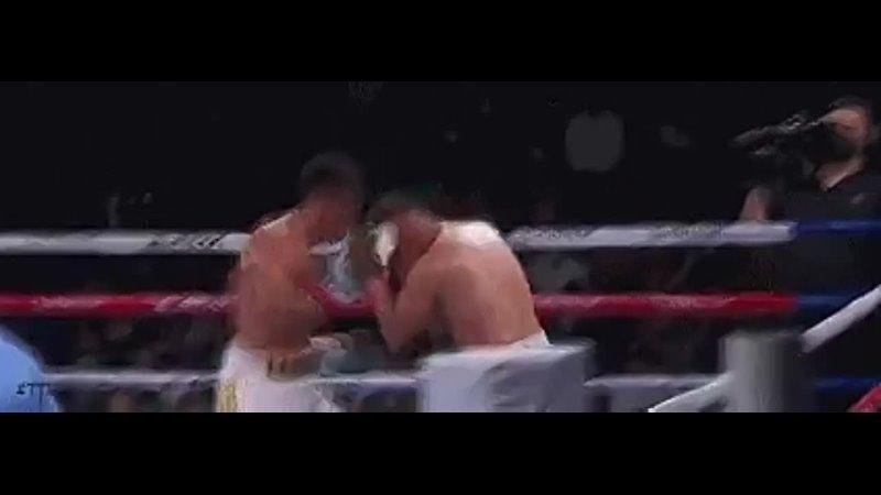 Суперсредний вес до 76 2 кг Топ проспект Лестер Мартинес нокаутировал Габриэля Лопеса и завладел вакантным титулом WBO Latino