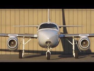 [AOPA | Your Freedom to Fly] Aerostar Jet