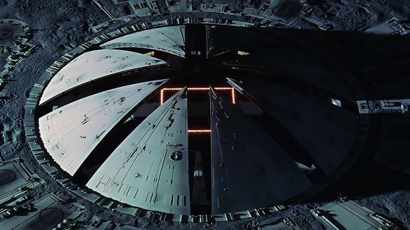 Lyra 2001 A Space Odyssey