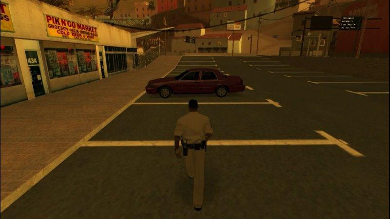 Ford CVPI LAPD unmarked [AVS] by alveprod