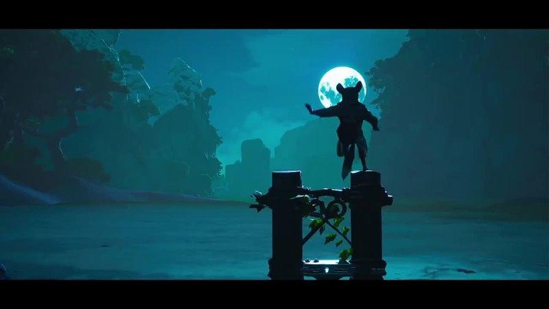 BIOMUTANT NEW Gameplay Demo 2020 mp4
