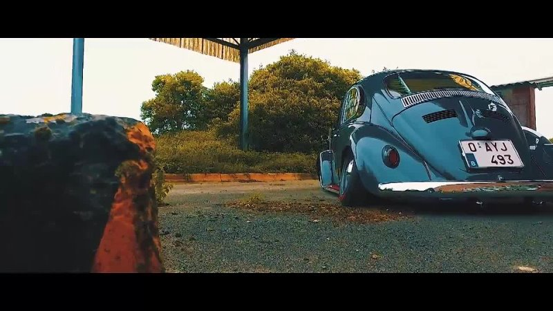 Jamess Static VW Beetle ¦ Perfect Stance