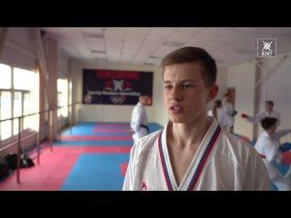 «Я хочу выступить на «Европе». Филипп Яровой вернулся с чемпионата России по карате