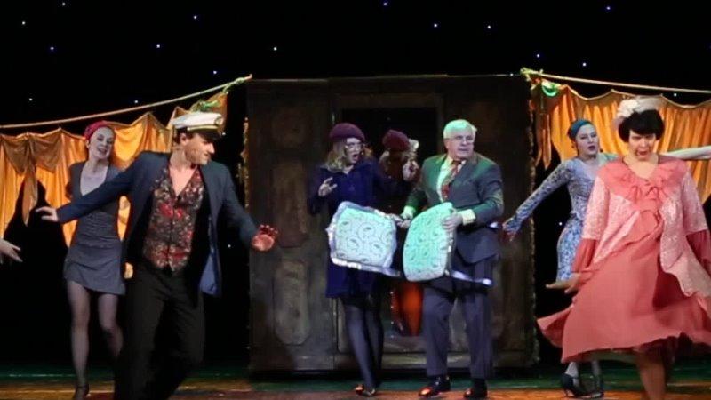 Мюзикл мистификация 12 стульев Фрагменты спектакля