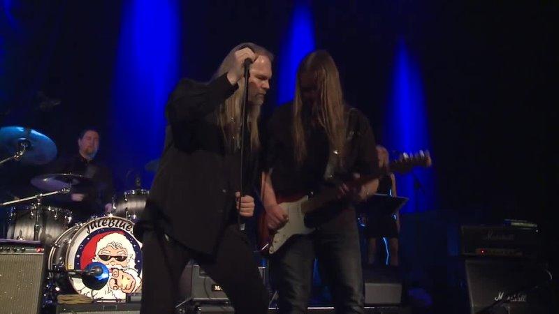 Mr Hansen Band feat Jørn Lande Mistreated v720P