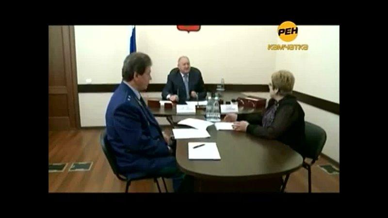 Новости 24 (РЕН ТВ Камчатка, 27.09.2012)