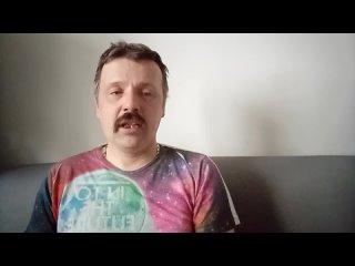 Новое видео обращение руководителя театра. О планах на будущее...