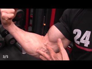 Накачать мышцы силой мысли Это реально (Узнай секрет чемпионов)