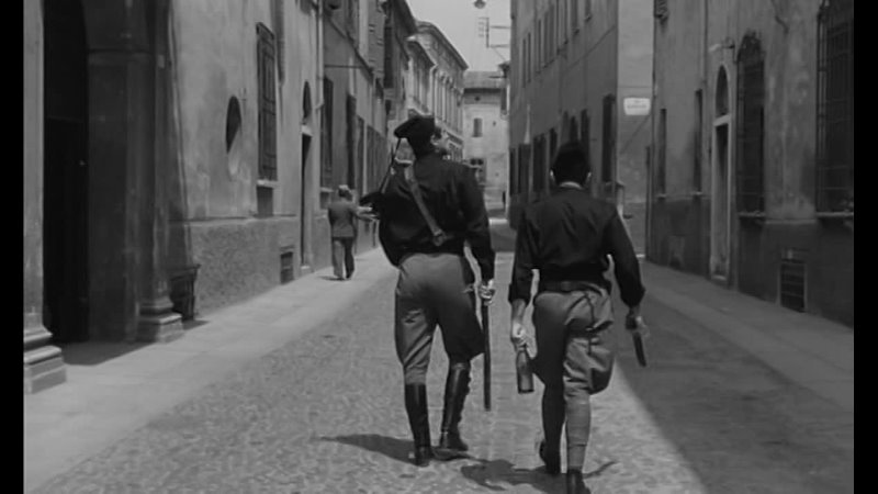 Поход на Рим La marcia su Roma 1962