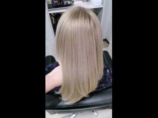 Из тотал блонд в аир тач)