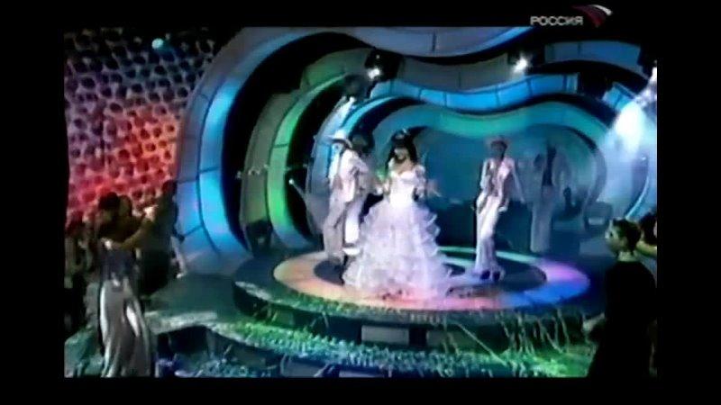 Наташа Королёва Белые кружева Голубой Огонёк 2003