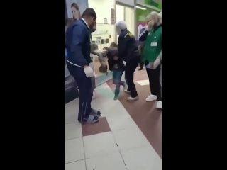 В Челнах охранники поймали ребёнка
