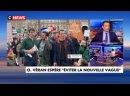 Florian Philippot, Président du parti Les Patriotes « Il faut arrêter avec ce masque déb 720P