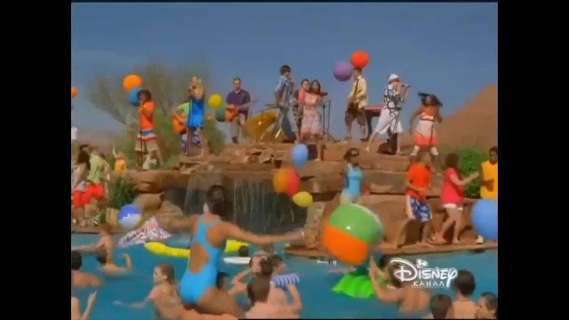 Zack Efron. Vanessa Anne Hudgens - All For One (Канал Disney)