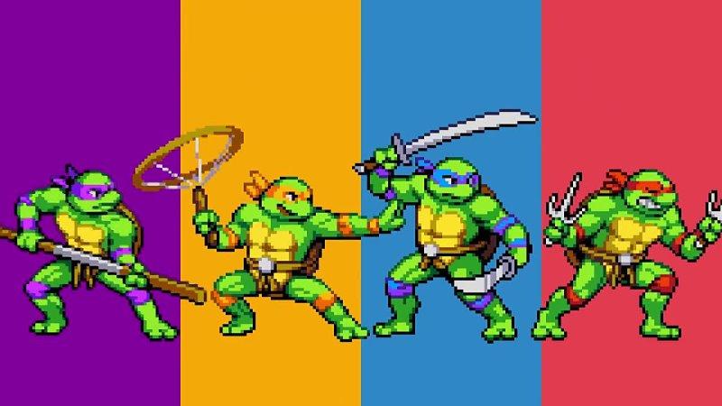 Teenage Mutant Ninja Turtles Shredder's Revenge или просто TMNT SR пару слов о