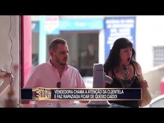Сан-Паулу и магазин стильной одежды!